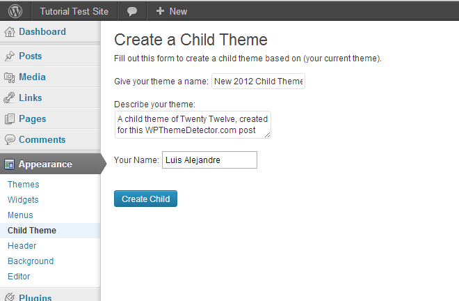 child-theme-creation-with-plugin