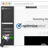OptimizePress 2: a completely renewed WordPress theme for marketers