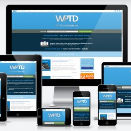 WPThemeDetector goes responsive